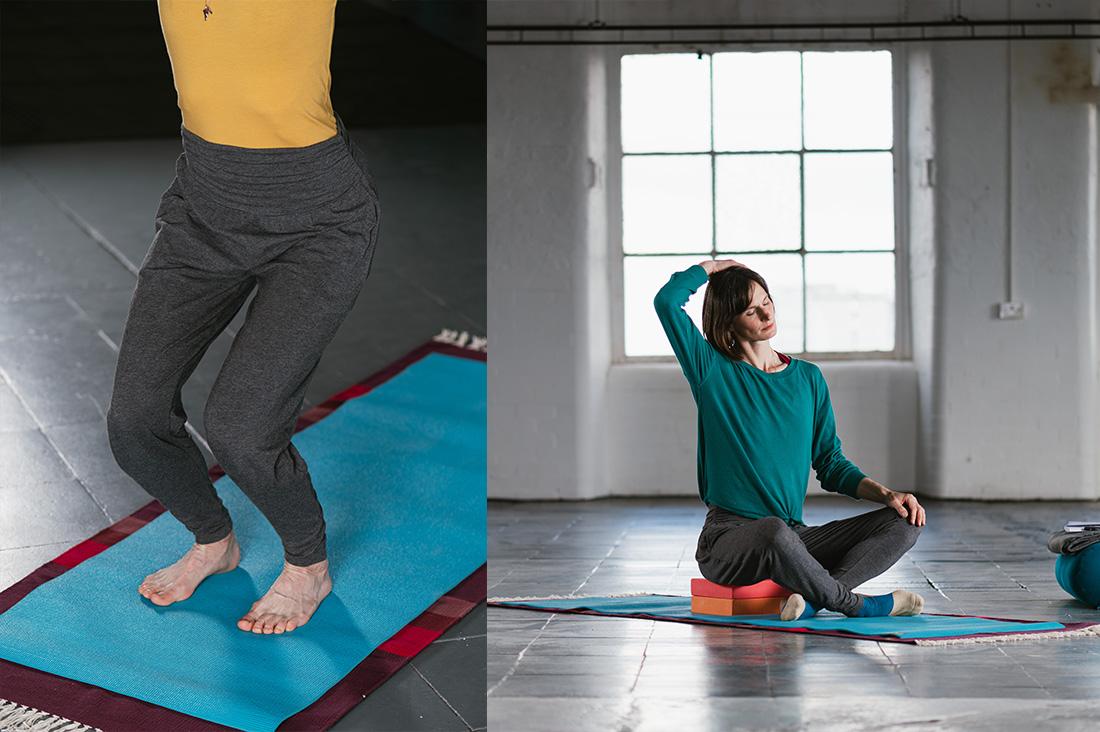 Grace Bamboo Yoga Pants